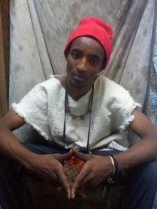 Amadou aus Gambia