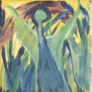 Grasengel